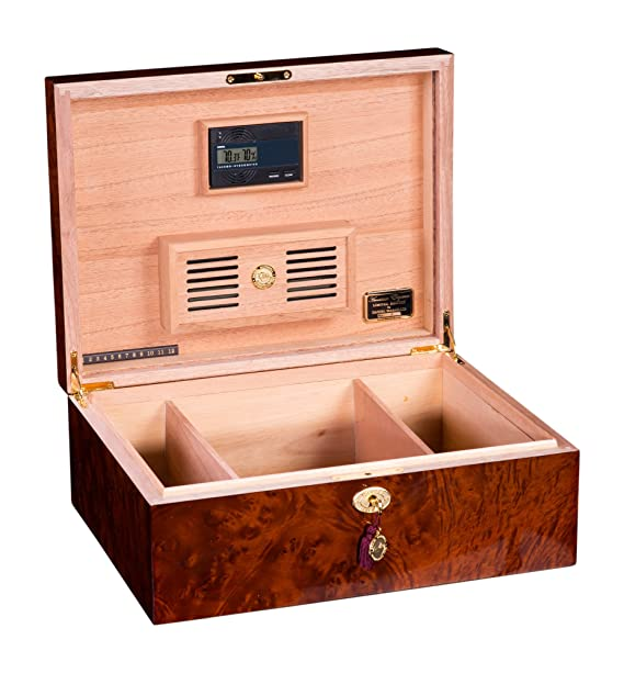Best Cigar Humidors - Reviews and Buyer's Guide