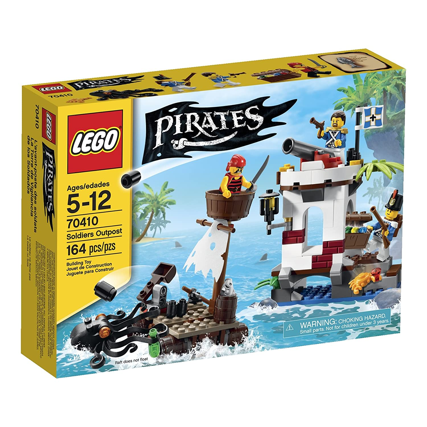 alto descuento LEGO Pirates Soldiers Outpost Outpost Outpost by LEGO  Web oficial