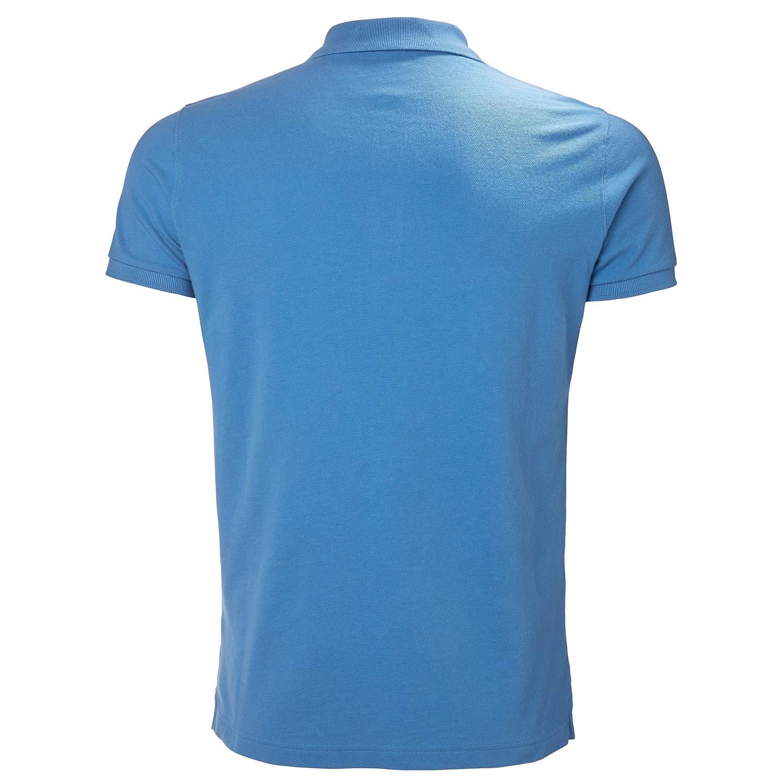 Helly Hansen Polo Transat, Azul Aciano - La Popular Camiseta de ...