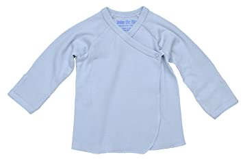 d72e4e6494 Image Unavailable. Image not available for. Color  Under the Nile Organic  Cotton Side Snap Baby ...