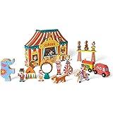 Janod - J08520 - Story Box Circus Bois