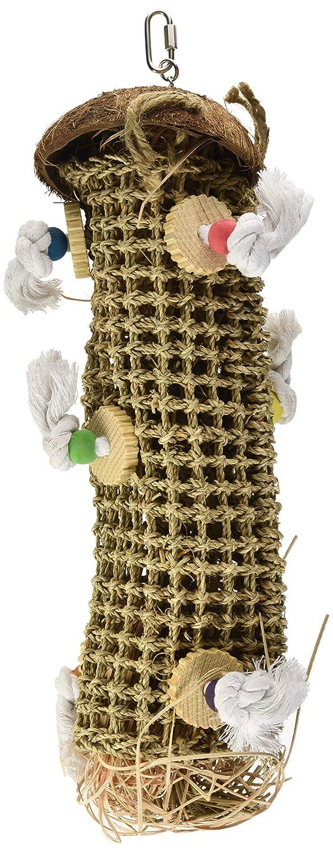 Penn Plax Natural Weave Kabob Bird Perch, 18-inch by Penn-Plax B00BCOU6KW