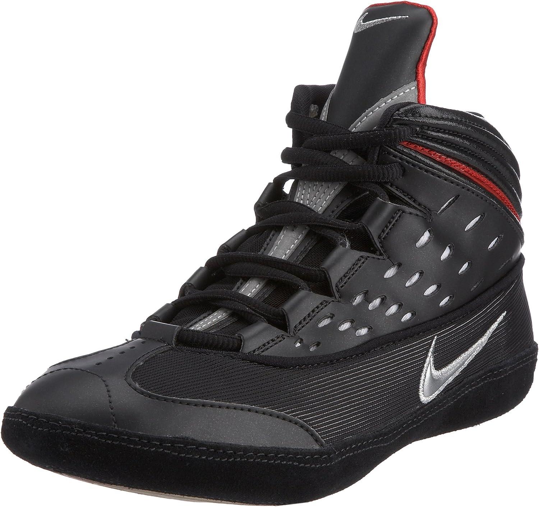 Nike mens Kolat Speed Black/Metallic