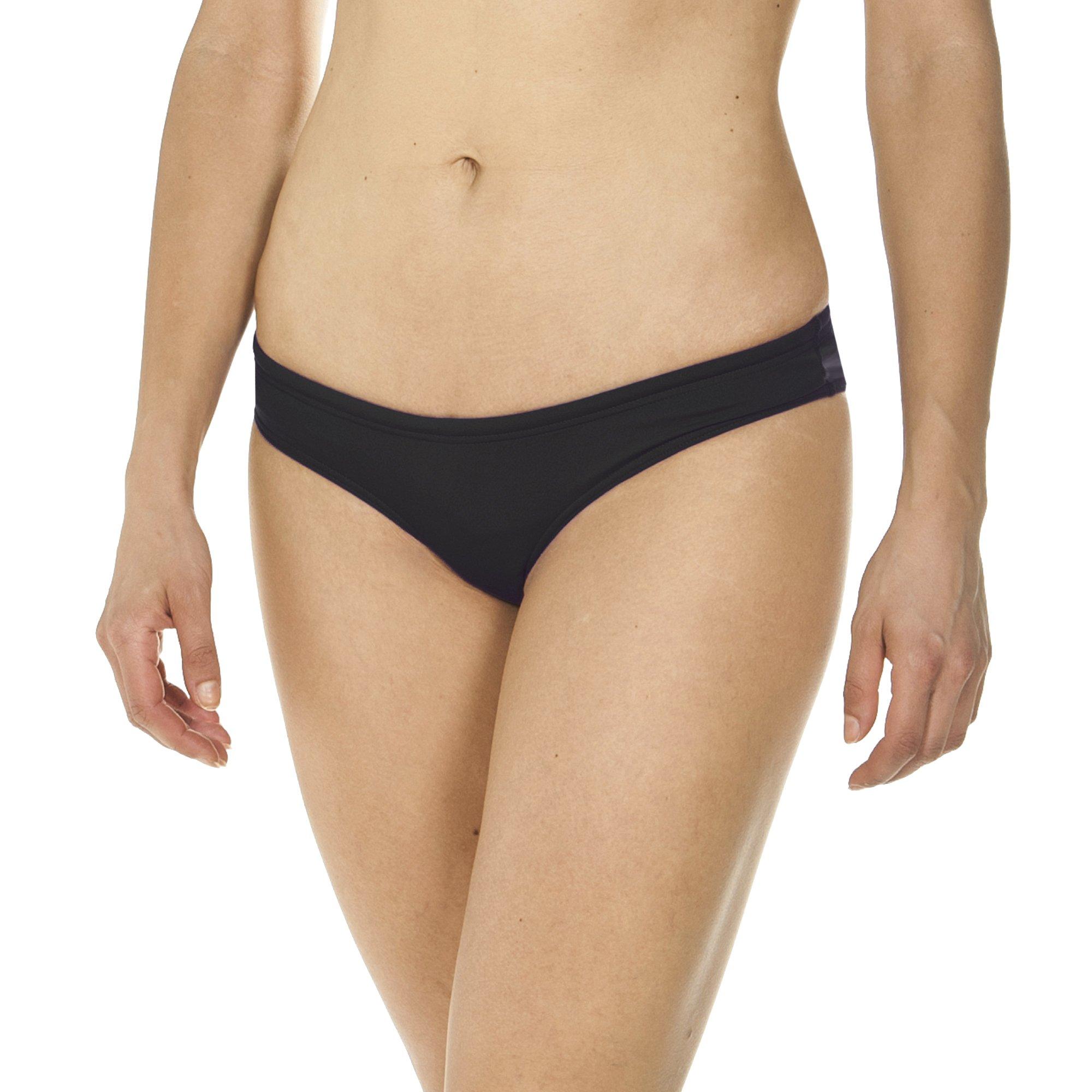 Arena Rule Breaker Unique Bikini Bottom, Black Yellow Star, XX-Small by Arena