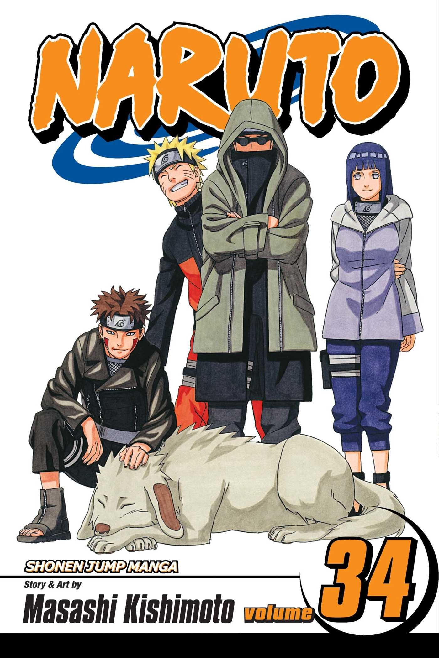 Naruto, Vol. 34: The Reunion ebook