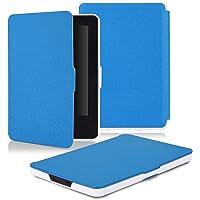 Capa para Kindle Paperwhite - Várias Cores - Base Branca (Cinza)