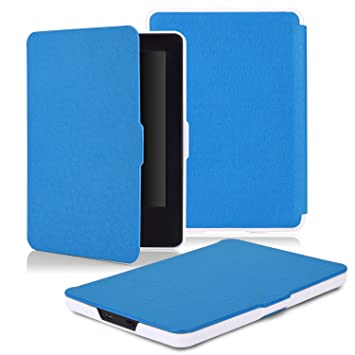 Amazon.com: MoKo Slim Carcasa para Amazon Kindle 7.: Electronics