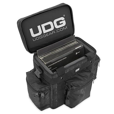 Udg U9552Bl - Bolsa para 60 vinilos: Amazon.es: Instrumentos ...