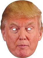 Forum Novelties Donald Trump Adult Paper Cardboard Costume Mask
