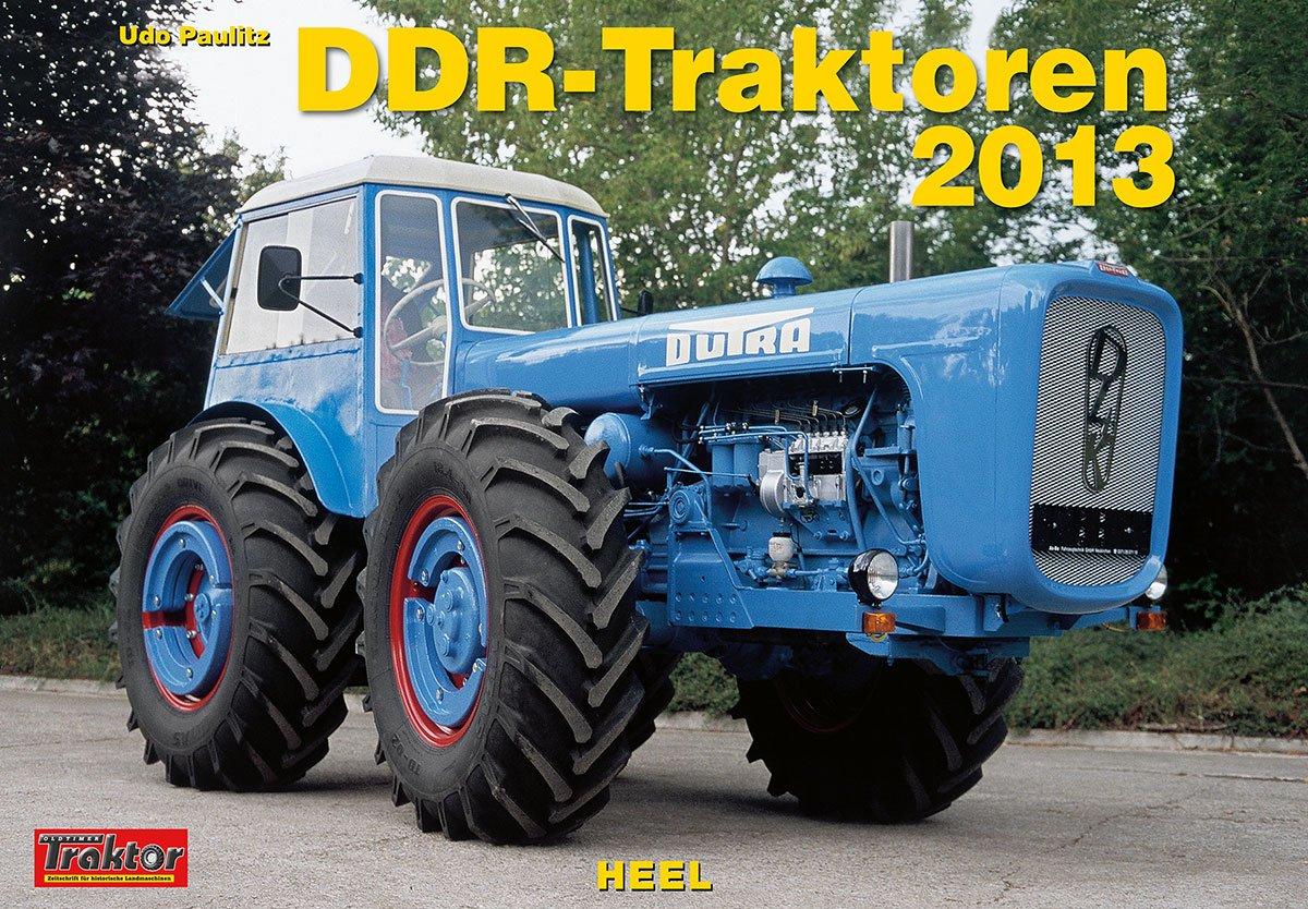 DDR-Traktoren 2013