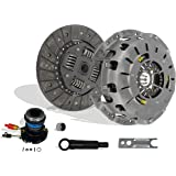 Clutch And Slave Kit Set Compatible With Ranger B2300 B2500 B3000 Bse Xl Xlt Limited Sport Stx Ds 1995-2011 2.3L L4 Gas…
