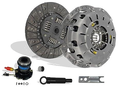 Esclavo y ajuste automático de placa de Kit de embrague para Ford Ranger 2.3L 2.5