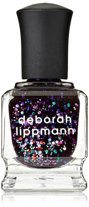Amazon.com : deborah lippmann Glitter Nail Lacquer, Let\'s Go Crazy ...