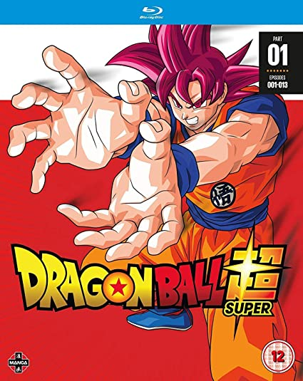 Dragon Ball Super Season 1 - Part 1 (Episodes 1-13) [Blu-ray]