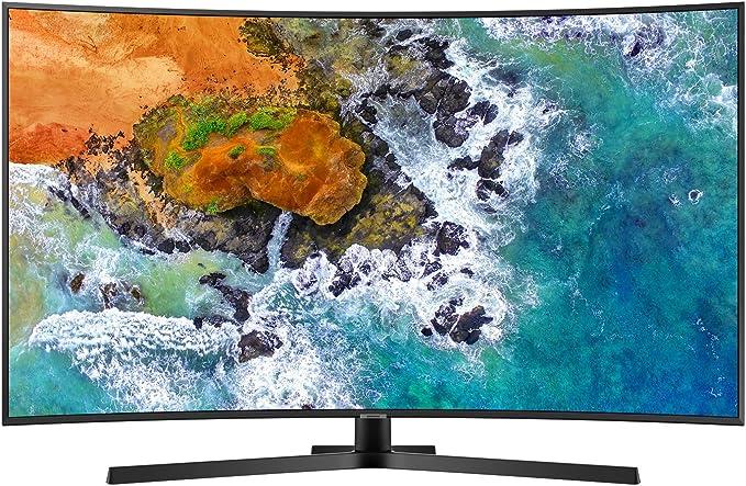 Samsung 4K Ultra HD Smart TV Wi-Fi Negro televisor: Amazon.es: Electrónica