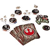 Star Wars Armada Rebel Fighter Squadrons II Expansion Pack Strategy Game