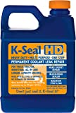 K-SEAL Coolant Leak Repair ST5516 Heavy Duty 16oz, Multi-Purpose Formula for Truck/Tractor Coolant Leaks in the Radiator, Head Gasket, Water Pump Casing & Heater Core, A True Pour & Go -Trade Trusted