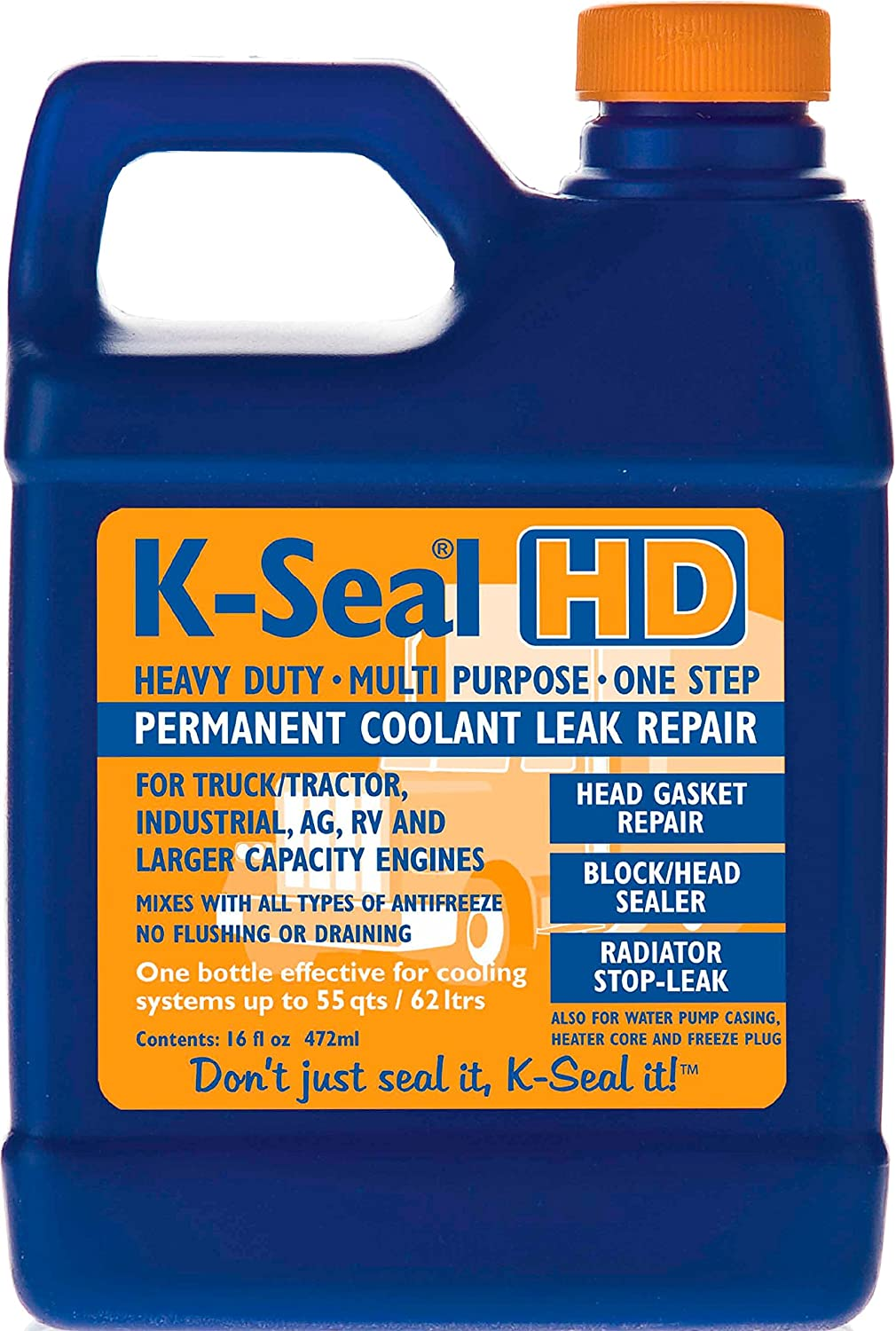 K-Seal Multi Purpose One Step Permanent Coolant Leak Repair