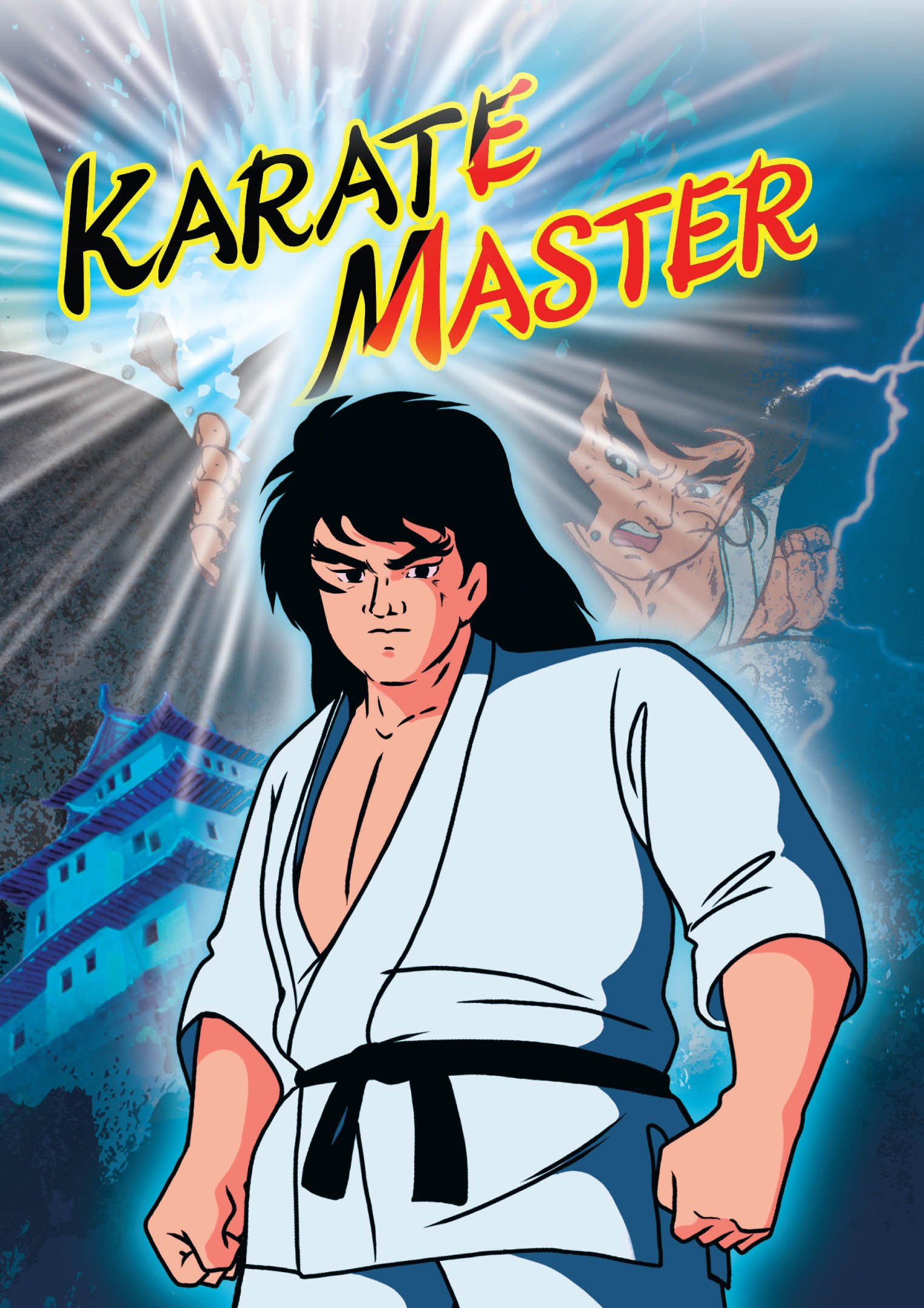 DVD : Karate Master Complete Collection - Karate Master Complete Collection (6PC)