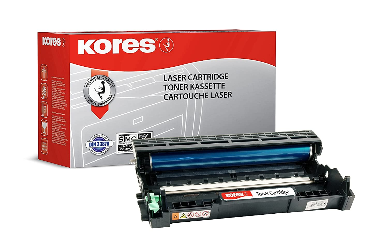 Kores - Kores Trommel für brother Laserdrucker HL-2240/HL-2240D ...