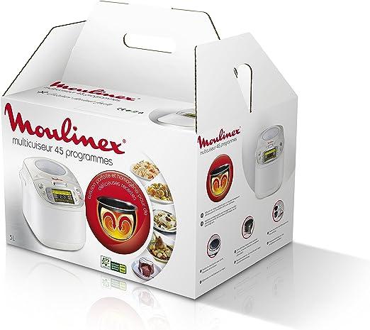 Moulinex MK812101 olla multi-cocción - ollas multi-cocción: Amazon.es: Hogar