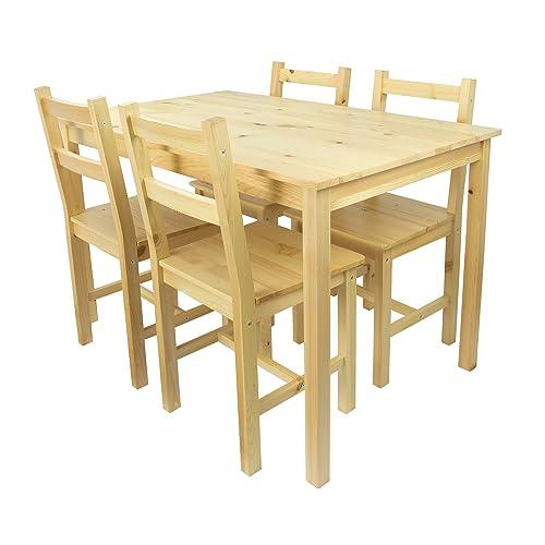 Tavoli e sedie da cucina for Tavoli amazon