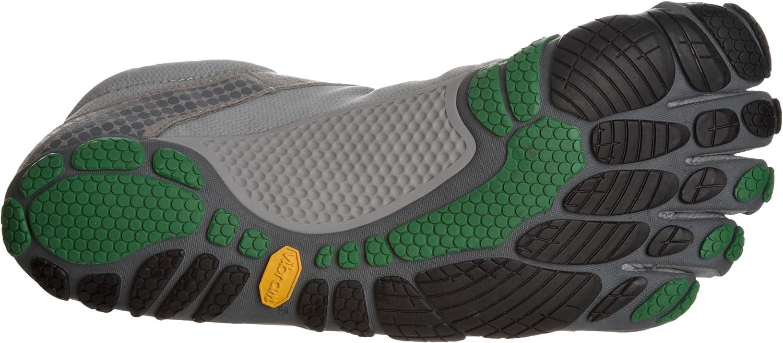 Vibram Fivefingers Escarpines Running M355 Bikila LS Gris/Verde EU 41: Amazon.es: Zapatos y complementos