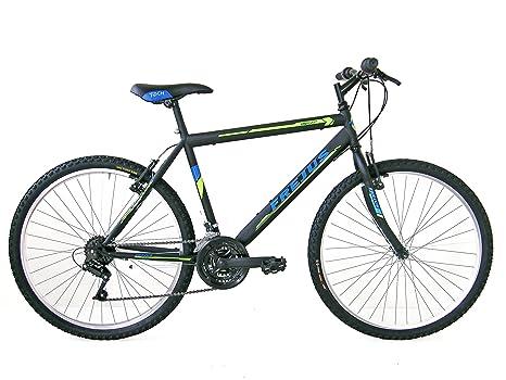 Frejus York Bicicletta Mountain Bike Uomo Nero M