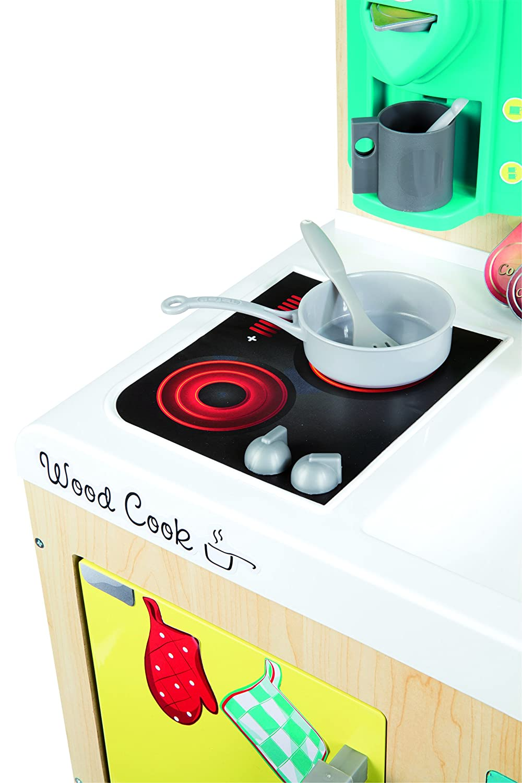 Smoby 311901 Vintage Wooden Kitchen: Amazon.co.uk: Toys & Games