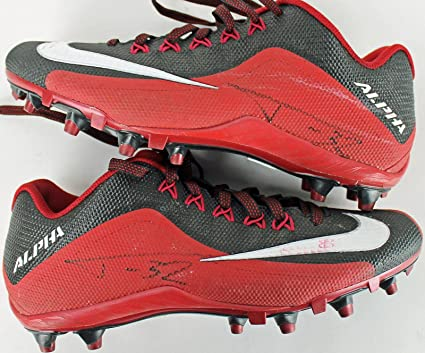 Chiefs Tyrann Mathieu Signed Practice Used Nike Skin Alpha Cleats - PSA DNA  Certified - bfcd00821
