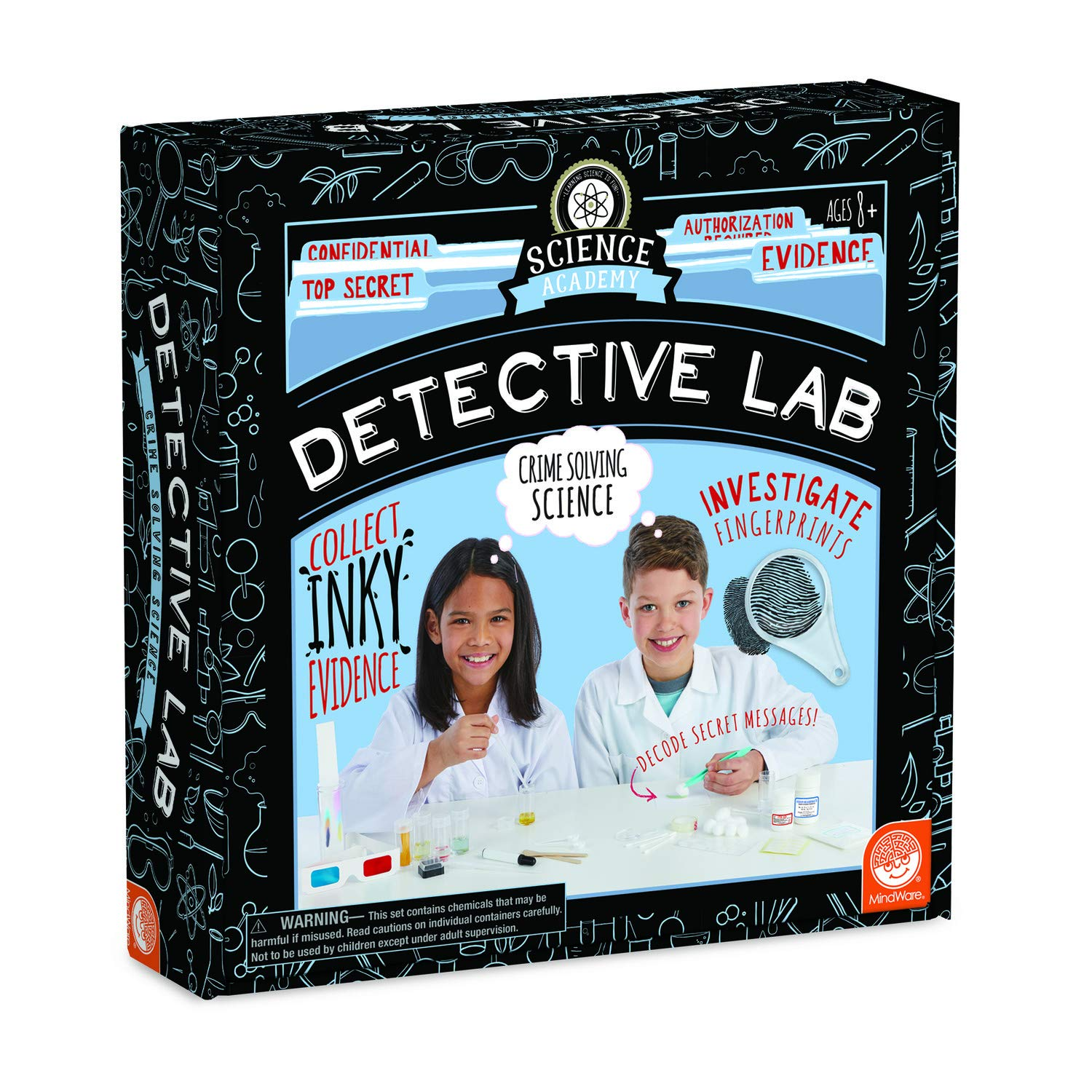 MindWare Science Academy: Detective Lab by MindWare