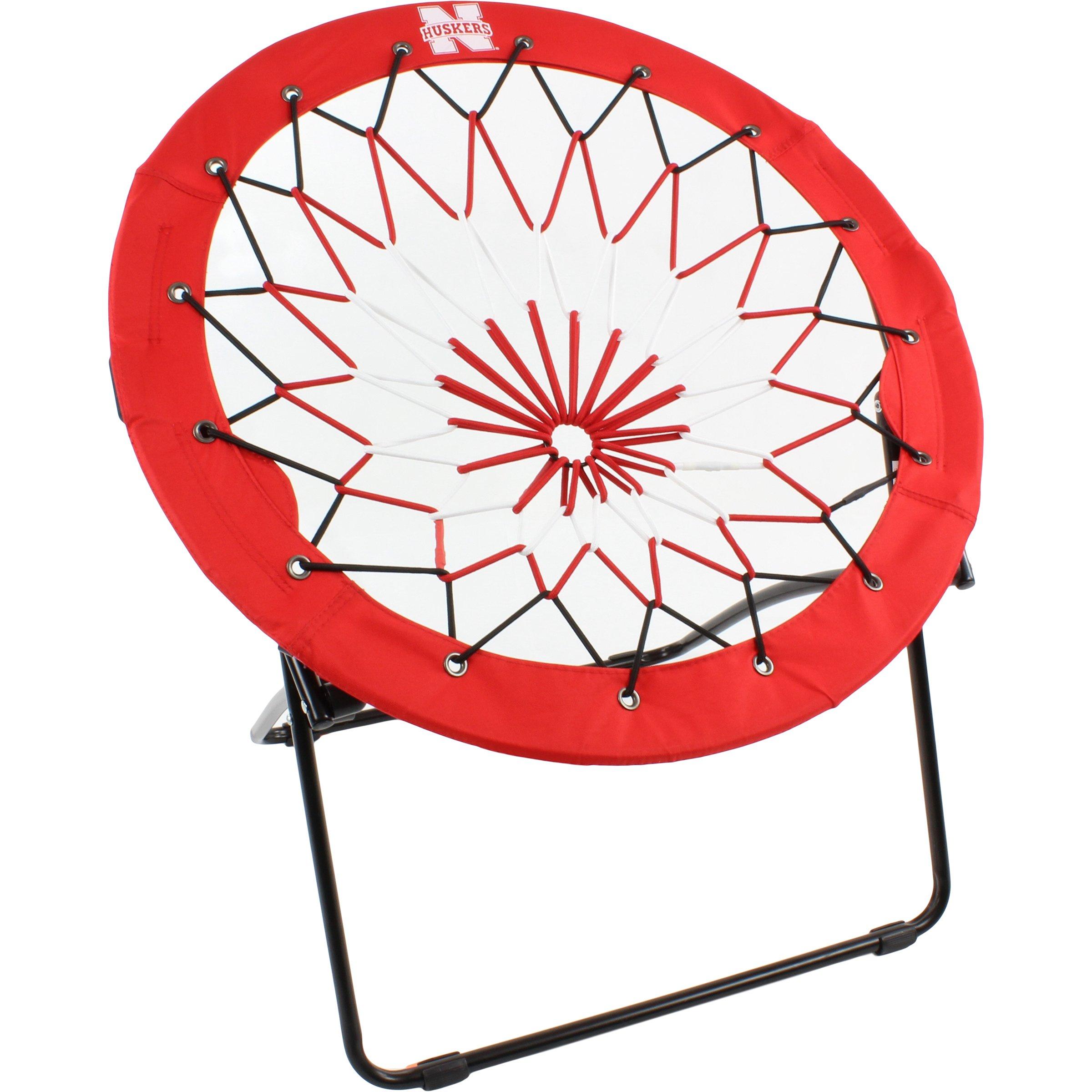 College Covers Nebraska Cornhuskers NCAA Bunjo Chair