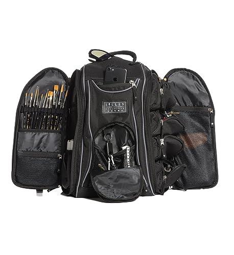 a2667c4725af Sullen Art Co. Blaq Paq Drone - Tattoo Travel Backpack Black