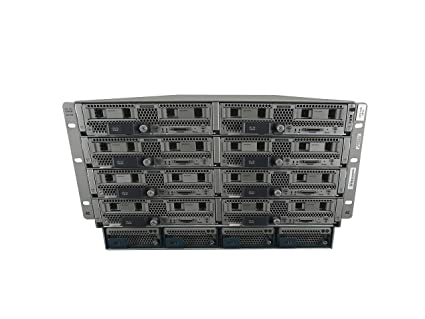 Amazon com: Cisco UCS 5108 Chassis with 8X B200 M4 Blade Server, Per