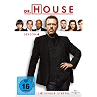 Dr. House - Season 8 [6 DVDs]