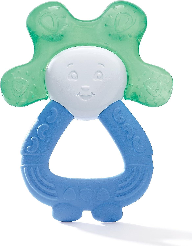 Dodie Anneau de Dentition R/éfrig/ér/é 2 en 1 Bleu//Vert