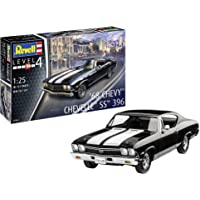 Revell-1968 Chevy Chevelle SS 396, Escala 1:25 Kit