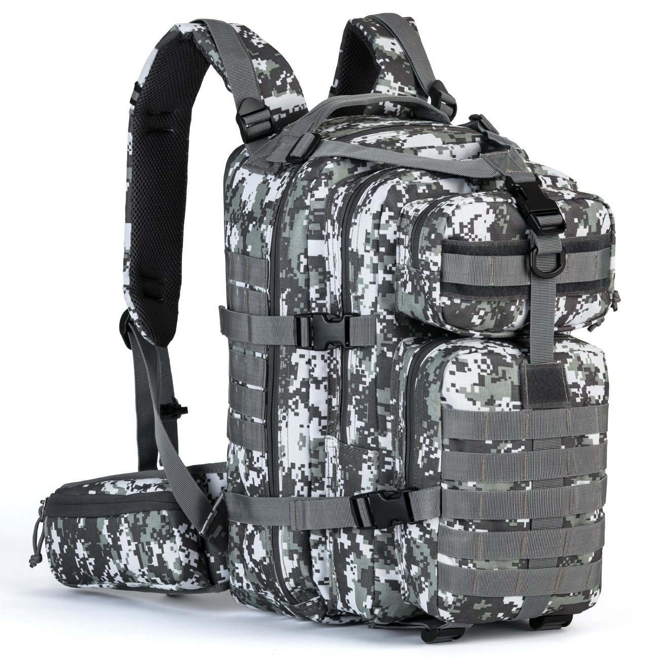6f177981424 Amazon.com  Gelindo Military Tactical Backpack