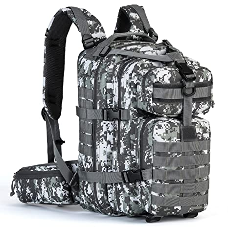 d1aa83aac8 Amazon.com  Gelindo Military Tactical Backpack