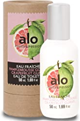(FRUITS & PASSION) EAU FRAICHE GRAPEFRUIT GUAVA 50ML, light, airy fresh spray