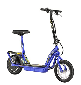 Currie Technologies 500 Ezip Electric Scooter Blue