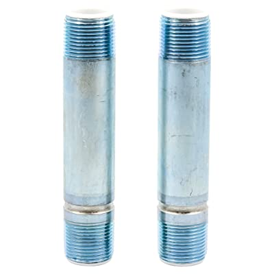 "Camco 10634 3/4"" NPT x 3/4"" NPT x 5"" Long Dielectric Nipple, Pack of 2: Automotive"