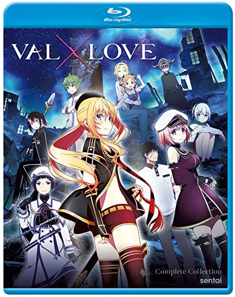 Poster. Val x Love: Complete Collection