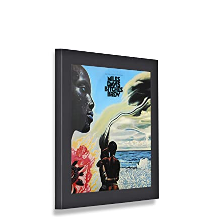 Amazon.com: Art Vinyl Show & Listen Album Cover Display Frame, Flip ...