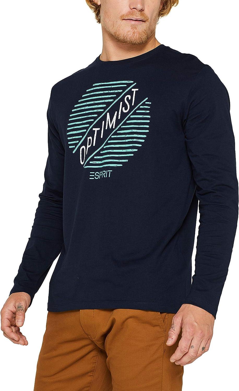Esprit Camisa Manga Larga para Hombre