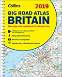 2019 Collins Big Road Atlas Britain (Collins Road Atlas)