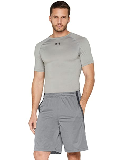 Ropa, Calzado Y Complementos Under Armour Woven Graphic Mens Training Shorts Green Wide Varieties