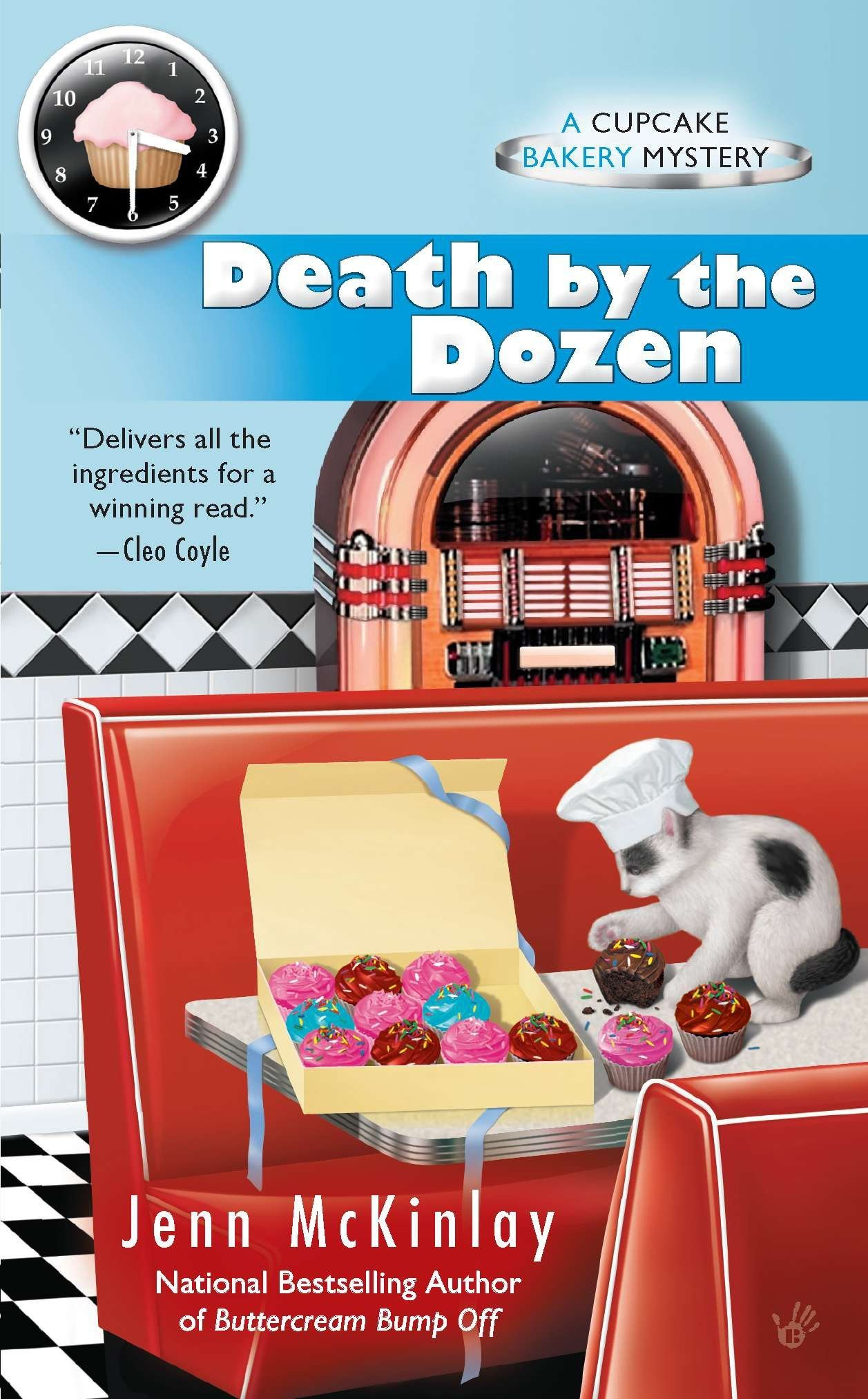 Download Death by the Dozen (Cupcake Bakery Mystery) ebook