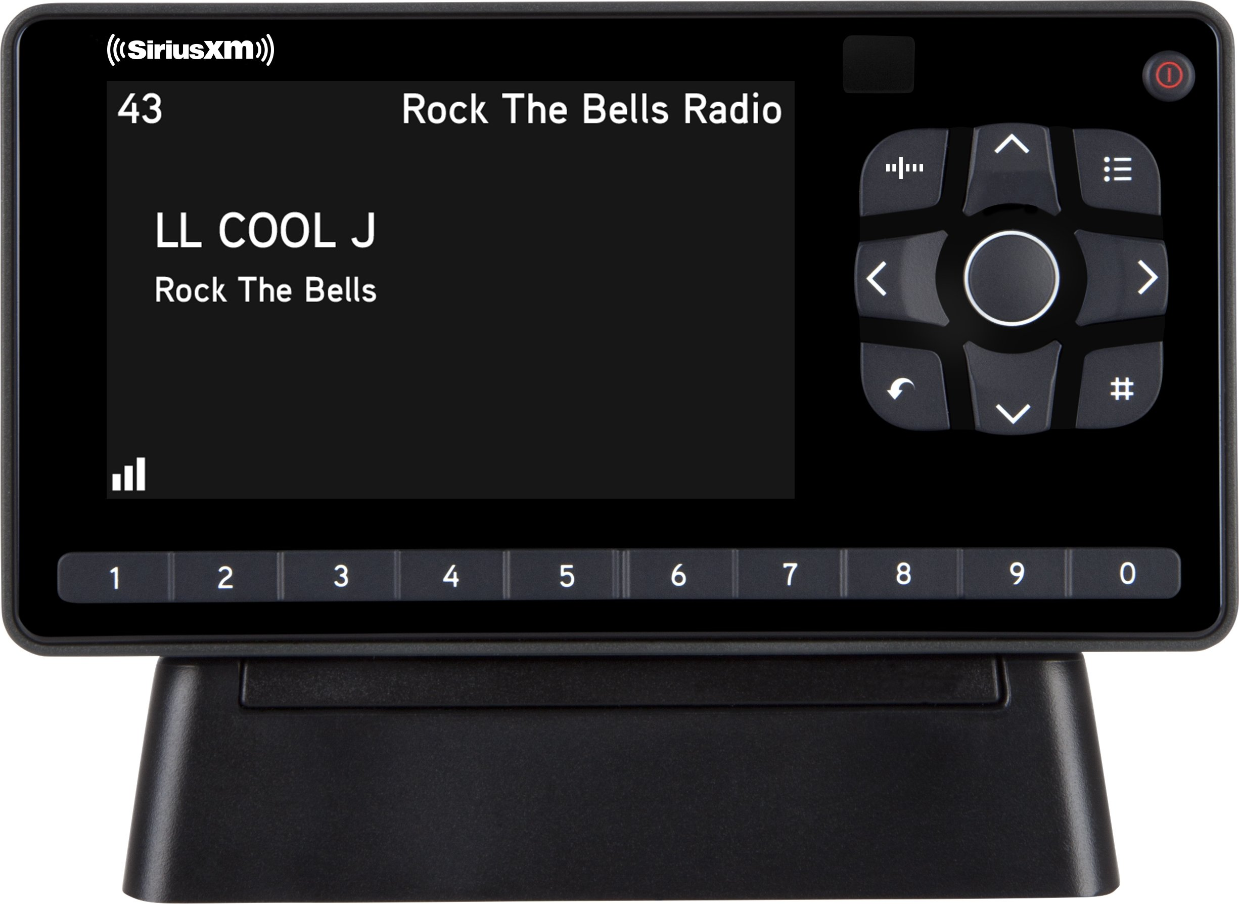 SiriusXM SXEZR1H1 XM Onyx EZR Satellite Radio with Home Kit with Free 3 Months Satellite and Streaming Service