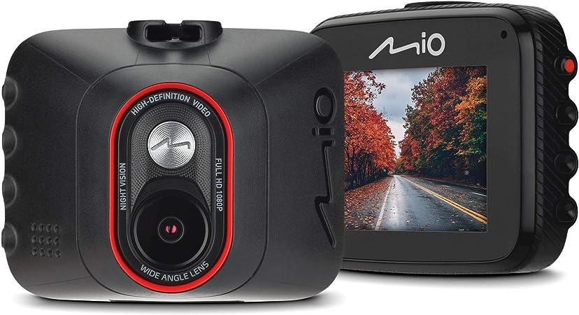 Mio Mivue C312 Dashcam Blickwinkel Horizontal Max 130 Computer Zubehör